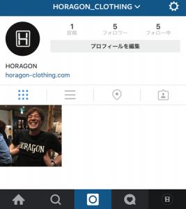 HORAGON instagram